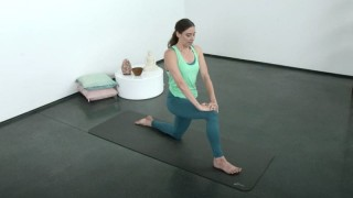 Yoga for Women's Health: The Best Pose & Acupressure Point to Relieve Menstrual Cramps & PMS
